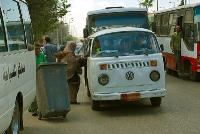 0153Kairo Verkehr