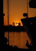 0325Luxor Sonnenuntergang