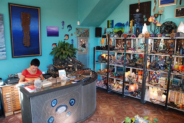 Schmuckladen  La Palma - Willkommen bei Familie Grallert